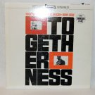 "TOGETHERNESS Bob Flanigan, John Gary 12"" Vinyl LP Capitol"