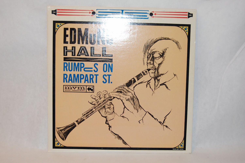 """EDMUND HALL Rumpus On Rampart St. 12"""" Vinyl LP MVM"""