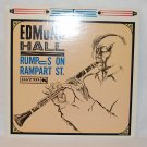 "EDMUND HALL Rumpus On Rampart St. 12"" Vinyl LP MVM"