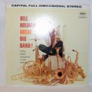"BILL HOLMAN'S GREAT BIG BAND!12"" Vinyl LP Captol"