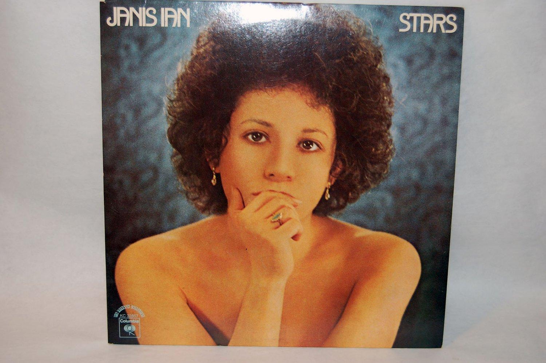 "JANIS IAN Stars 12"" Vinyl LP Columbia"