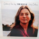 "JUDY COLLINS The Best Of 12"" Vinyl LP Elektra 1972"
