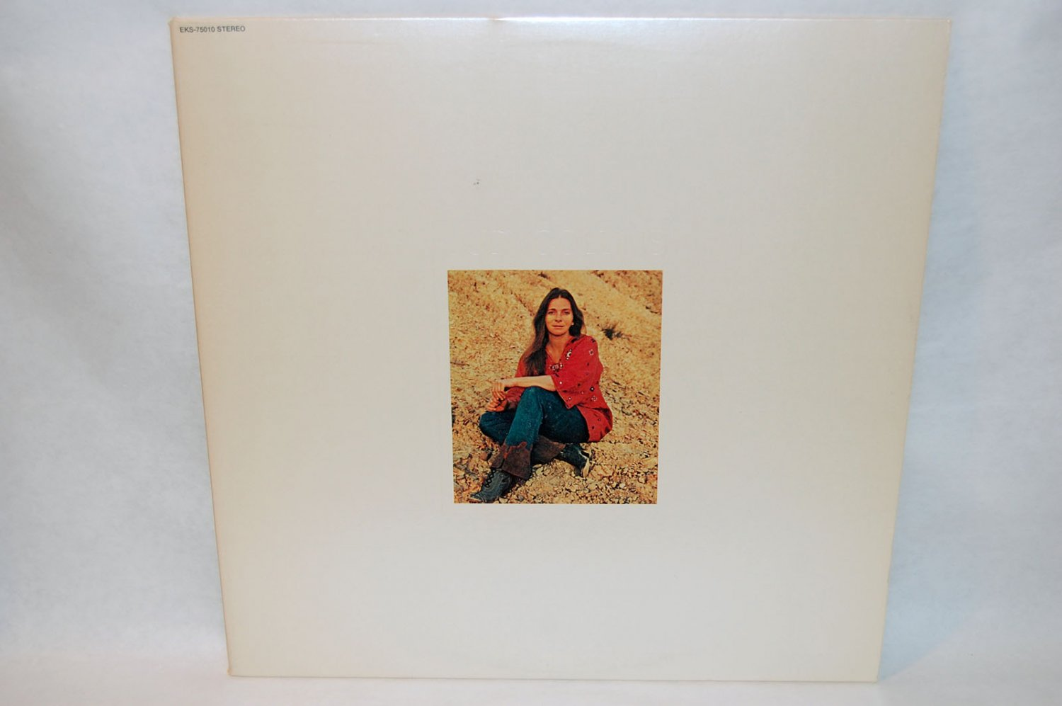 "JUDY COLLINS Whales and Nightingales 12"" Vinyl LP Elektra 1972"