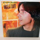 "JACKSON BROWNE Hold Out 12"" Vinyl LP Asylum 1980"
