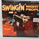 "BIG BAY BAND Swingin' Night People 12"" Vinyl LP Omega"