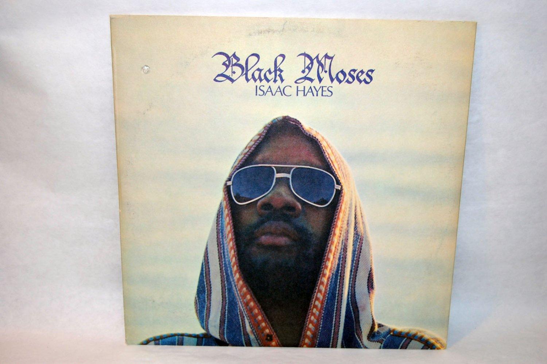 """ISAAC HAYES Black Moses 12"""" Vinyl 2X LP Enterprise"""