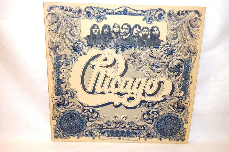 """CHICAGO VI 12"""" Vinyl LP Columbia"""
