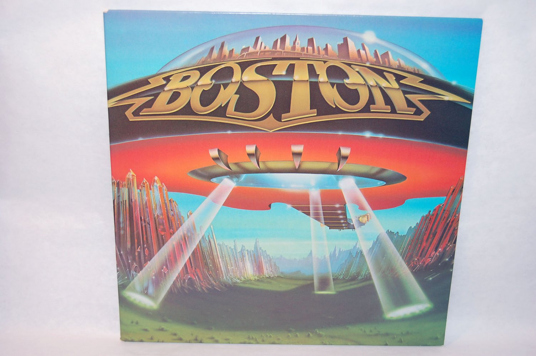 "BOSTON Self-Titled 12"" Vinyl LP Epic 1978"