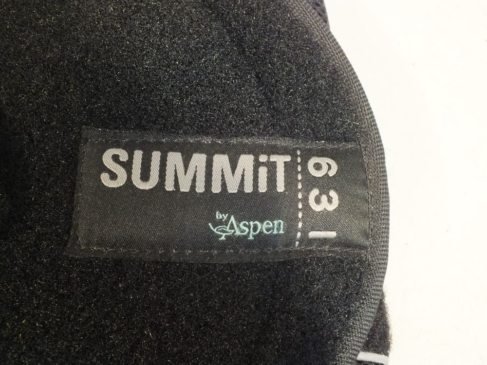 Aspen Summit 631 LSO back brace lower lumbar back brace