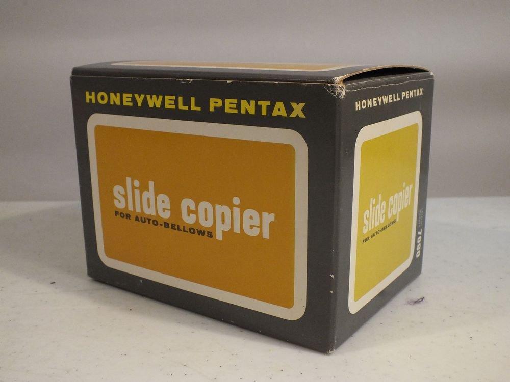 Honeywell Pentax Slide Copier