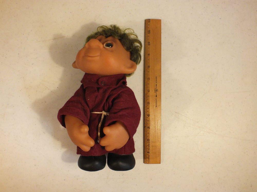 "Norfin Dam Troll 11"" Monk 1989"
