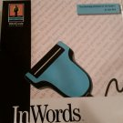InWords Text scanning software for apple ii westcode 1990s sealed