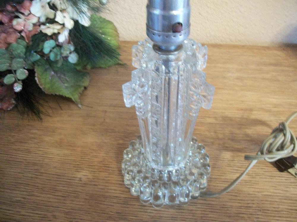 Antique Lamp Base DIY Electric Light Craft Supply Heavy Metal Ornate Art Deco