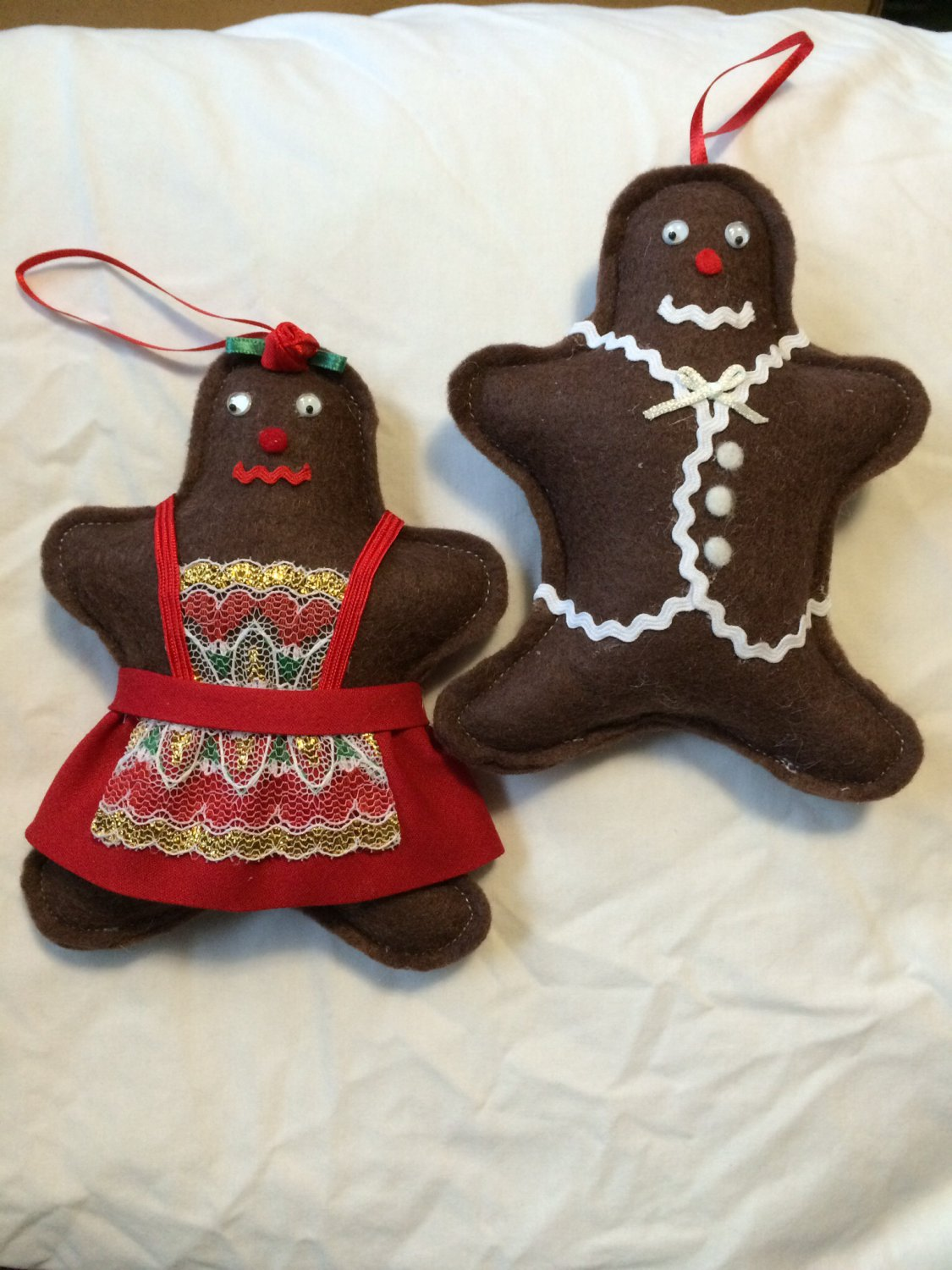 Gingerbread Couples