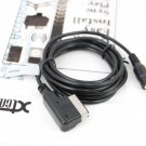 Xtenzi Extra Long 2 Meter Mercedes Benz Media Interface MMI Cable Adapter Cord C