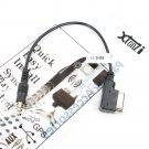 Xtenzi Mercedes benz MMI MSM 3.5mm Mp3 Ipod Aux Input Cellphones