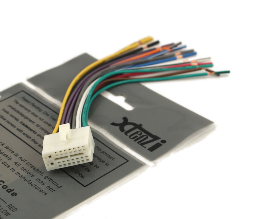 Xtenzi Wire Harness Radio for Clarion CL1621A