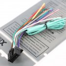 Xtenzi Wire Harness Radio for Pioneer  CDP1063 , CDP1307 ,CDP1095 , CDP1137