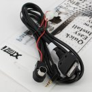 Xtenzi iPOD iPHONE CABLE to Alpine and Sony Radio and JVC 5 volt Charge Ai-Net 5