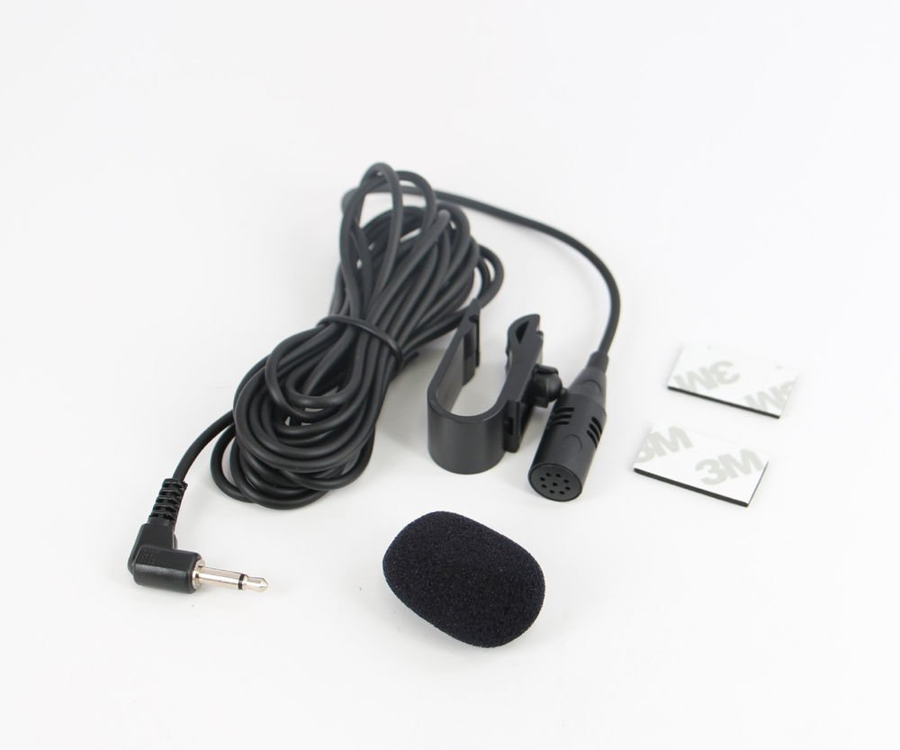 Xtenzi Premium Replacement Microphone for Pioneer AVIC-X930BT AVIC-Z130BT
