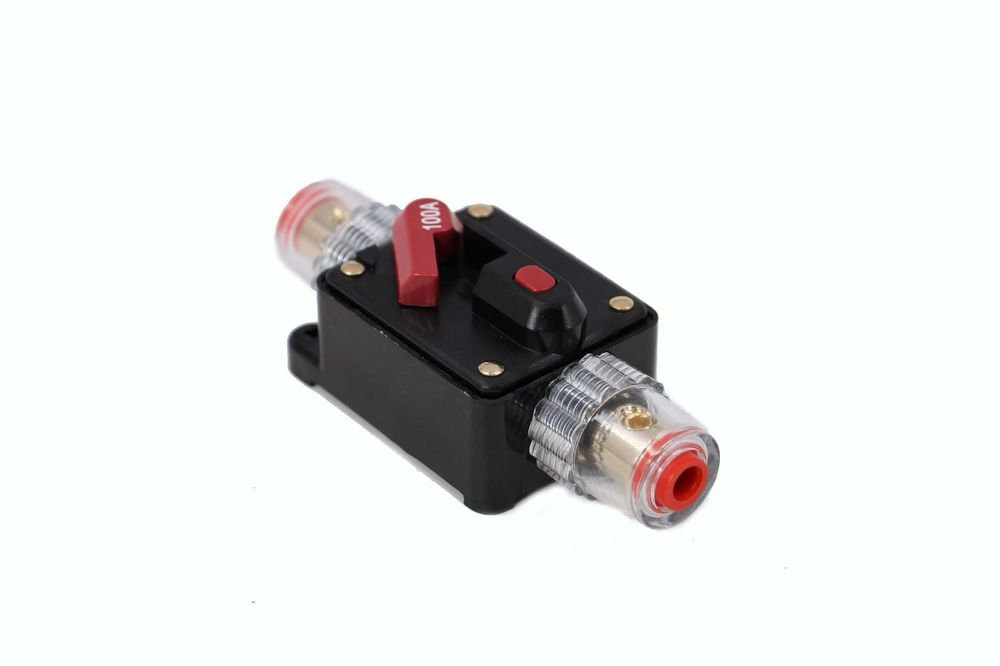 Xtenzi 100A  Car Audio Inline Circuit Breaker ( 12V � 24 DC)