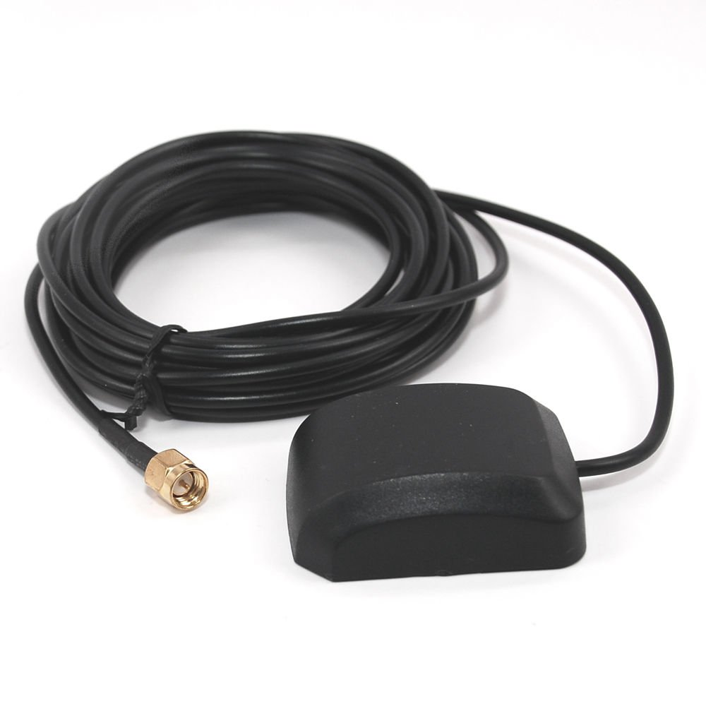 Xtenzi GPS Antenna for Dual Audio System Navigation XDVDN8190, XDVDN8290