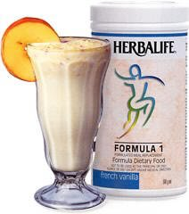 NUTRITIONAL PROTEIN DRINK MIX