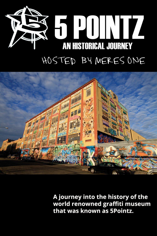 5 Pointz: An Historical Journey (2014, DVD,Documentary) Dwayne Buckle