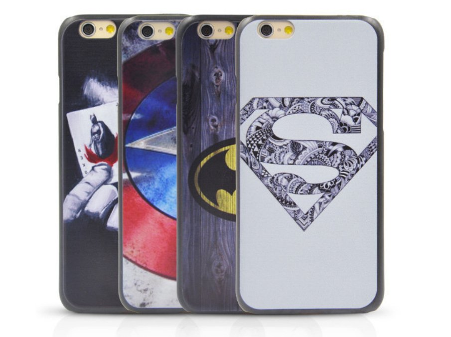 New Style 4.7 Inch for iphone 6 Case Cartoon Back Cover Case Material Phone Case Hard