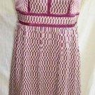 Proenza Schouler Goddess Dress 9 Deadstock NOS Silk Print  Empire For Target