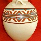 Southwest Vintage Large Decor Pottery Pot Water Vessel Cherokee Trading Post