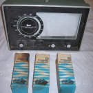 Vintage ROSS Dual Sounder DS-3008 Paper Recorder Rolls Paper Fish Finder Decor