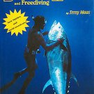 BlueWater Hunting Terry Maas Free Diving Dive Book Spear Fishing Blue Water 1995