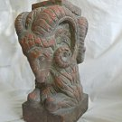 Vintage Lamp Ram Head Faux Terracotta Effect Bon Art Vintage Massive 1990