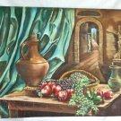 Antique Religious Catholic Oil Painting Allegorical Gayo 1923 Art Nouveau Large