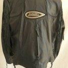 Harley Heritage Springer Jacket Nos with Tag Original Leather Biker Motorcycle M
