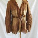DVF Diane von Furstenberg Trophy Jacket Embroidered Blazer NOS Vintage Cowgirl 0