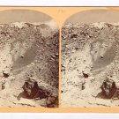 Stereoview Wm Bell 1872 Expedition Wheeler Survey Grand Canon Colorado River 12