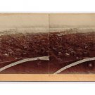 Stereoview Watkins 770 Panorama from Russian Hill San Fransisco (No9) California