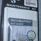 Scubapro Maintenance Repair Kit MK2 Plus MK 2 10042045  New in Sealed packet