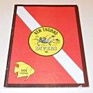 Vintage New England Divers 1978 Catalog Regulator Mask Gauge Commercial Price