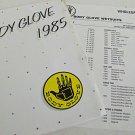 Vintage Body Glove Rubber Suit Dive Catalog 1985 Dealer Price Divers Surfing