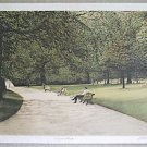 Harold Altman Pencil Signed Large Limited Edition Lithograph Hyde Park 53 of 285