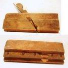2 Wood Plane Auburn Tool Co NY # 5/16 Sandusky Tool CO Ohio # 99 1 Antique