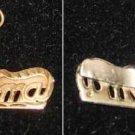 14K Gold # 1 No1 #1 Grandma Charm Pendant Medallion Valentine Number One Vintage