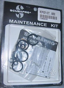 Scubapro Maintenance Repair Kit X650 New 11650045 Service