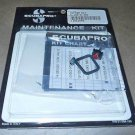 Scubapro Maintenance Service  Repair Kit D350,D400,D300,AIR1 New Sealed