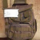 Military bag square shape