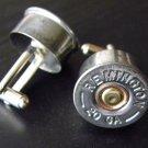 Used 20 Gauge Shotgun Shell Handmade soldered back Cuff links Remington Hunter
