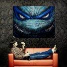 Leonardo Teenage Mutant Ninja Turtles Art Huge 47x35 Print Poster